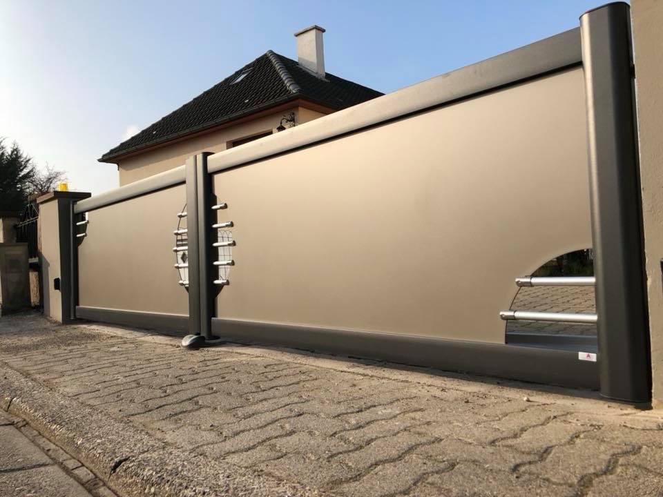 rejoignez le r seau art et portails art home alu art portails. Black Bedroom Furniture Sets. Home Design Ideas