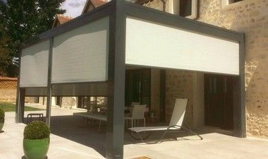 pergola bioclimatique art home alu