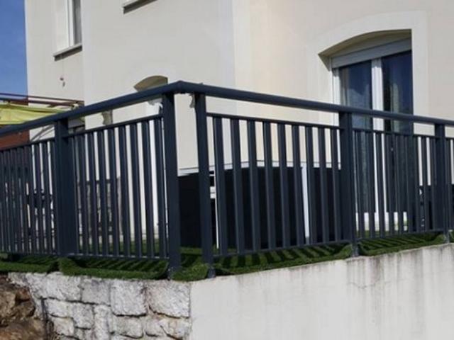 garde corps alu art et portails IVA moderne design