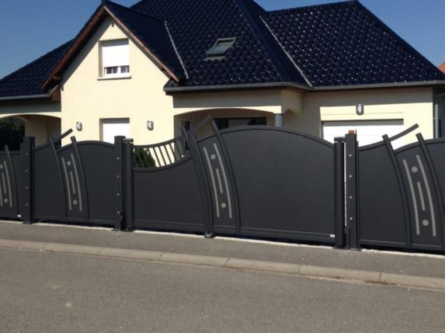 portail et clôture atlantide