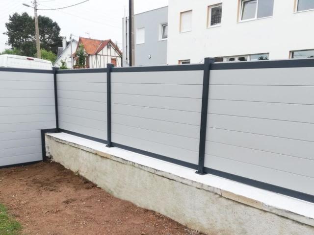 clôture separative KLO Design